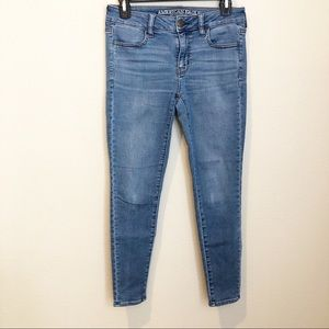 American Eagle Super Stretch Jegging